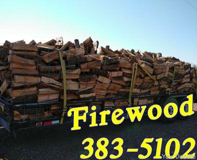 Firewood trailer load special westside
