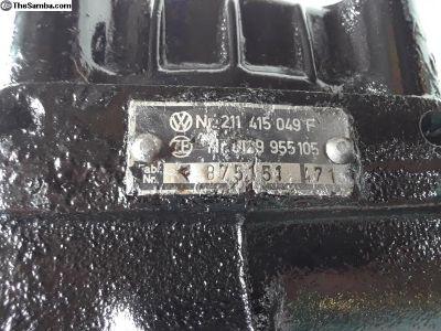 68-71 steering box