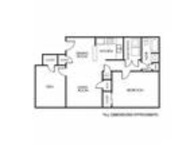 Bayview Terrace Apartments - 1A+Den Floor Plan