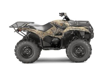 2018 Yamaha Kodiak 700 Utility ATVs Dimondale, MI