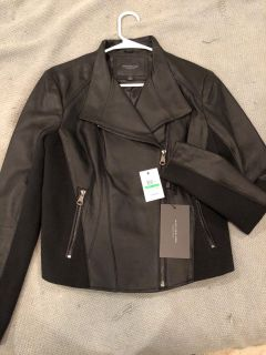 Brand new/NEVER worn Marc New York leather jacket!!!