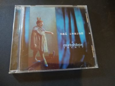 CD, Matchbox Twenty, Mad Season
