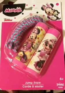 Minnie Mouse Jump Rope unopened