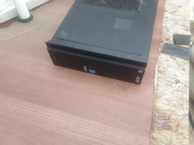acer desktop  windows 10 8Gb ram and 160 hard drive