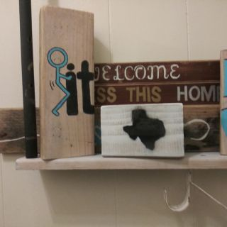 Custom Handcrafted Home Decor