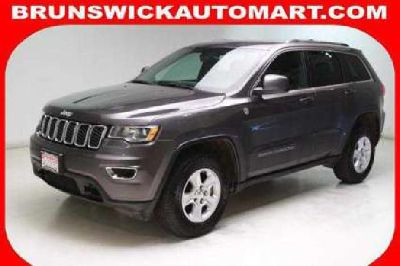 Used 2017 Jeep Grand Cherokee 4x4