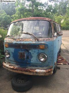 1978 VW bay bus