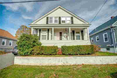17 New Hampshire ST Cranston Four BR, Well maintained