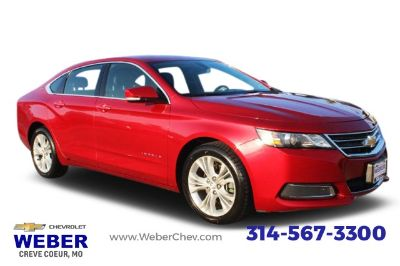 2014 Chevrolet Impala LT (Crystal Red Tintcoat - Red)