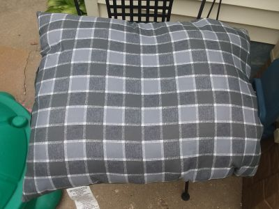 Large dog bed New