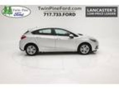 Used 2017 CHEVROLET Cruze For Sale