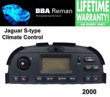 Sell 2000 Jaguar Climate Control Repair Service Heater AC Head s type s-type 00 stype motorcycle in Taunton, Massachusetts, United States
