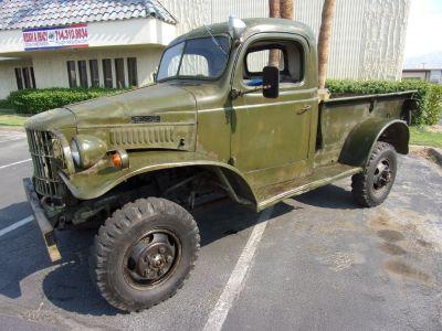 1941 Dodge WC