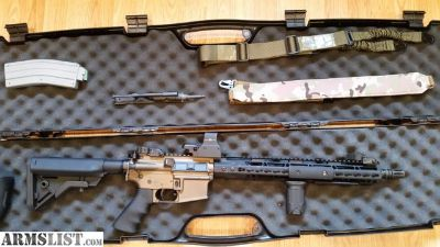 For Sale: Stag arms ar 15