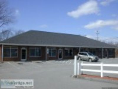 Paritally Furnished Office Space for Rent in Gastonia NC