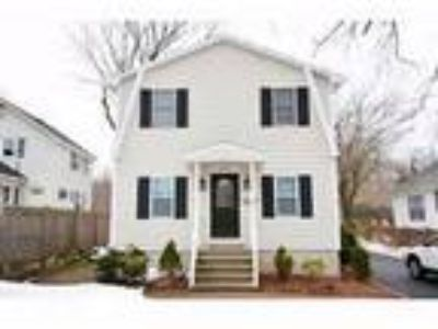 Real Estate For Sale - Three BR, Two BA Colonial