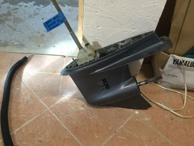 2002 Yamaha lower unit for 200hp