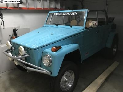 Vw Thing - Cars for Sale Classified Ads - Claz org
