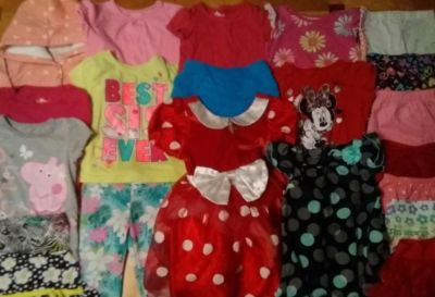 Girls size 2t/3t