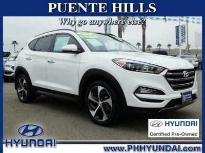 2016 Hyundai Tucson (White)