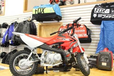 2018 Honda CRF50F Competition/Off Road Motorcycles Adams, MA