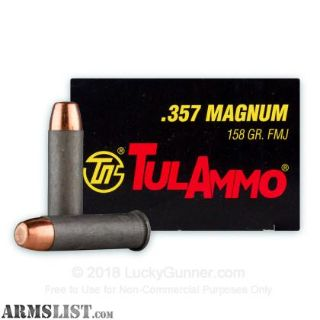 For Sale: 500rds .357 Magnum FMJ