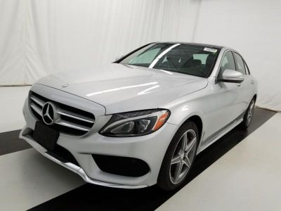 2015 Mercedes-Benz C-Class 4dr Sdn C300 Sport 4MATIC (Diamond Silver Metallic)