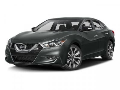 2017 Nissan Maxima SR (Coulis Red)