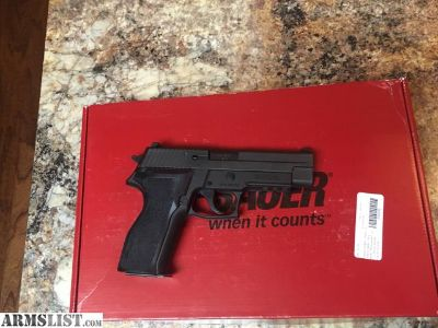 For Sale: Sig P226 40s&w