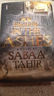 An Ember in the ashes but Sabaa Tahir