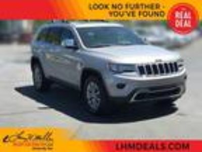 used 2014 Jeep Grand Cherokee for sale.