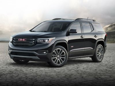 2019 GMC Acadia SLE-2 (Summit White)