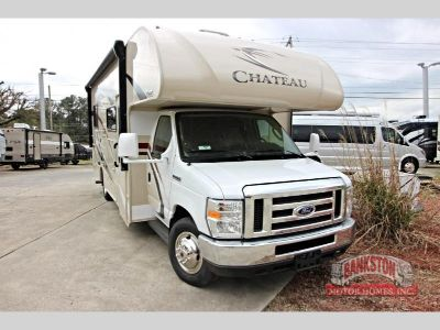2018 Thor Motor Coach Chateau 25V