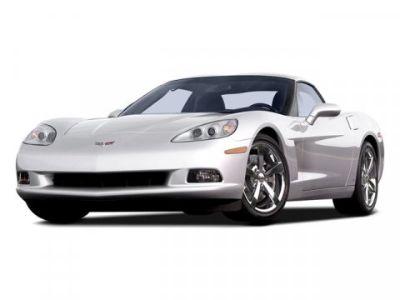 2010 Chevrolet Corvette Base (Blade Silver Metallic)