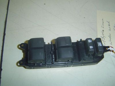 Find TOYOTA SIENNA 2011 USED DRIVER WINDOW SWITCH motorcycle in Alabaster, Alabama, US, for US $50.00