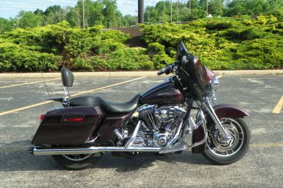 2006 Harley-Davidson Street Glide Touring Motorcycles Johnstown, PA