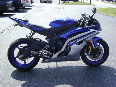 2016 Yamaha YZF-R6 SuperSport Motorcycles Asheville, NC
