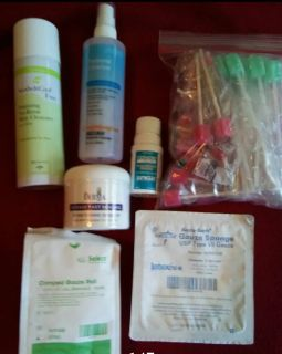 Misc health and beauty items