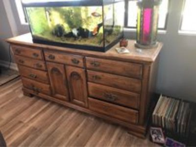 45gl breeder tank with everything