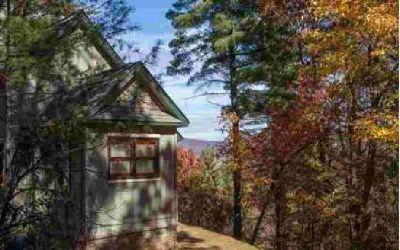 655 Wilderness View Chatsworth One BR, Iconic tiny home