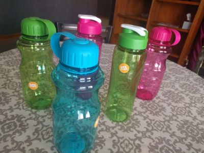 Free Fitness Friday  and free water bottles