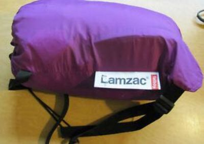 Fatboy Lamzac inflatable bed
