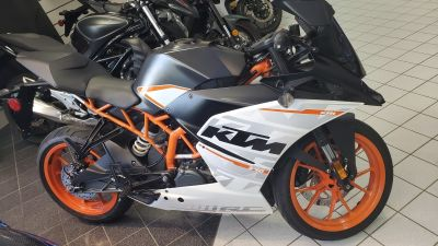 2015 KTM RC 390 Street Motorcycle Asheville, NC