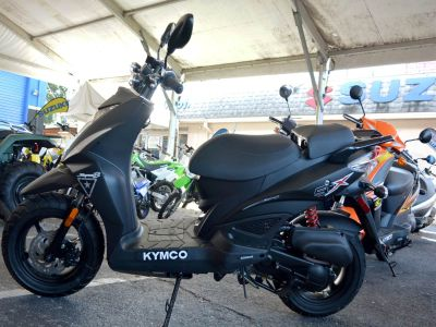 2018 Kymco Super 8 50X 250 - 500cc Scooters Clearwater, FL