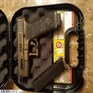 For Sale/Trade: All Custom Glock 17 Night Sights Excellent