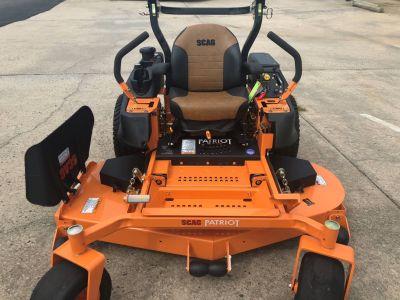 2018 SCAG Power Equipment Patriot (SPZ61-23FX) Commercial Mowers Lawn Mowers Lancaster, SC