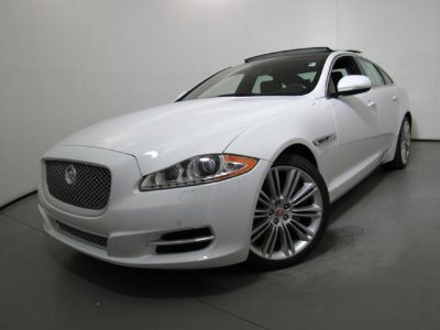 2014 Jaguar MDX Supercharged (Polaris White)