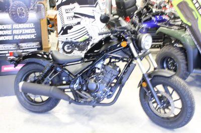 2017 Honda Rebel 300 Cruiser Motorcycles Adams, MA