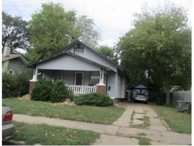 3 Bed 1 Bath Foreclosure Property in Salina, KS 67401 - W Beloit Ave