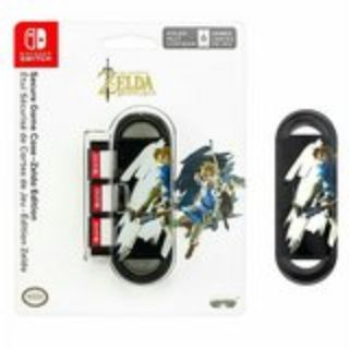 Nintendo Switch Zelda Breath of the Wild Game Case